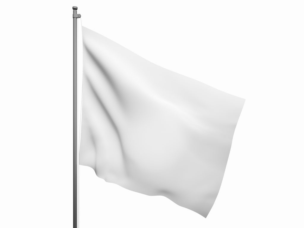 Флаг Отмашка 75х75