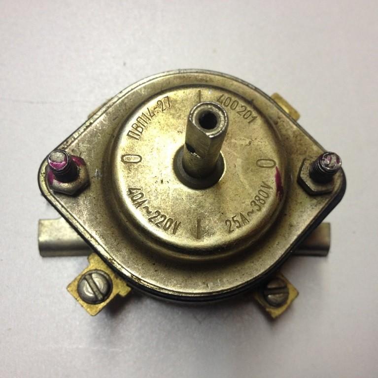 Batch switch PVP 14-27
