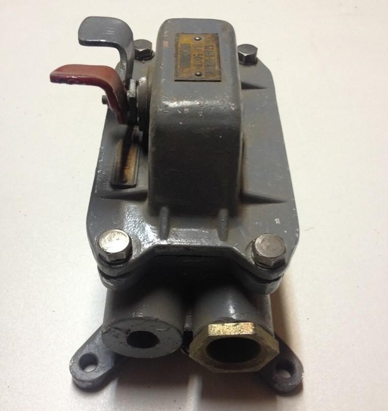 Пост управления кнопочный КУ 123-12М
