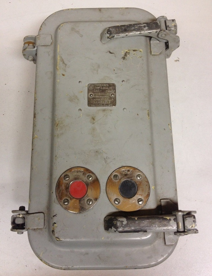 Пускатель магнитный ПММ-Д 1112 380/380В