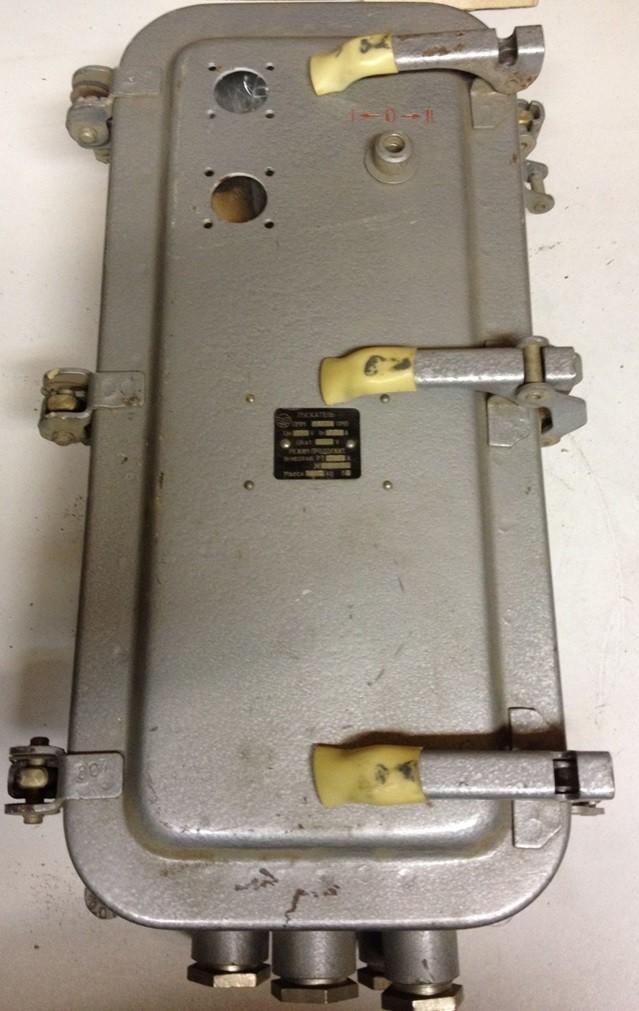 Пускатель магнитный ПММ 1213 380/220В