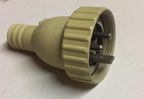 Вилка штепсельная Ш2-41М3-56