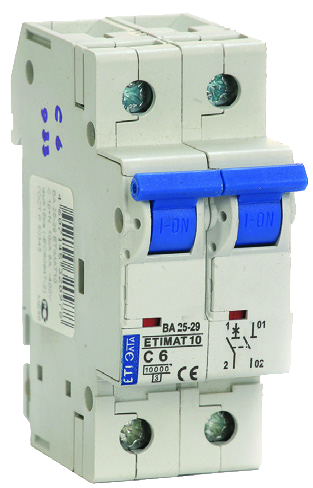 Automatic machine VA25-29, 10A, 2ph.