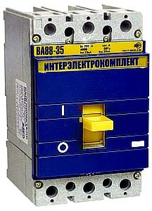 Automatic machine VA88-35, 160A, 380V