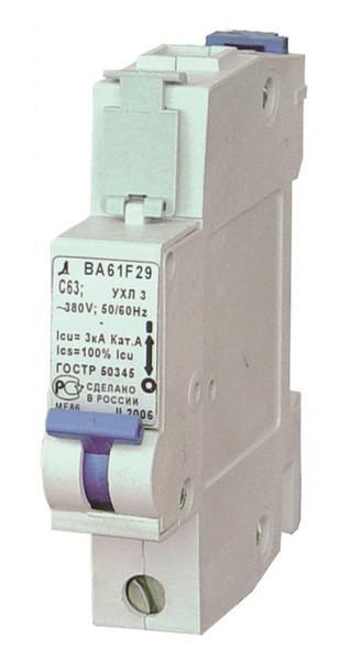 Automaticcircuit breaker BA61F29-1C 6,3А