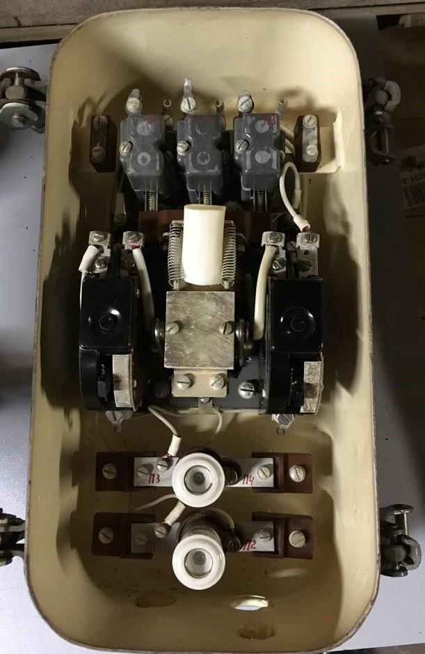 Magnetic starter PMM 1111 380 / 380V