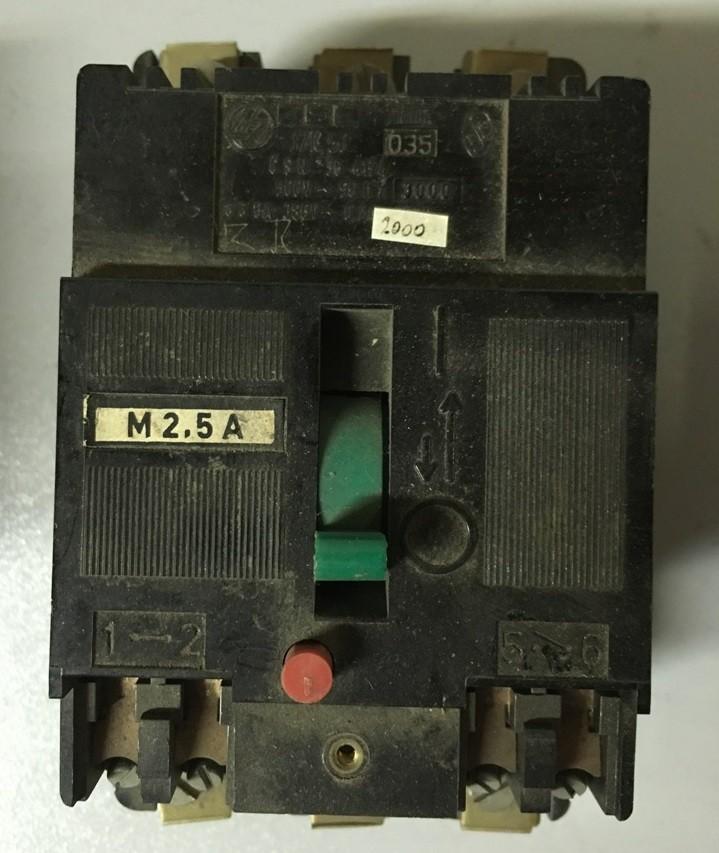 Автоматический выключатель ZSE PRAHA J7K50