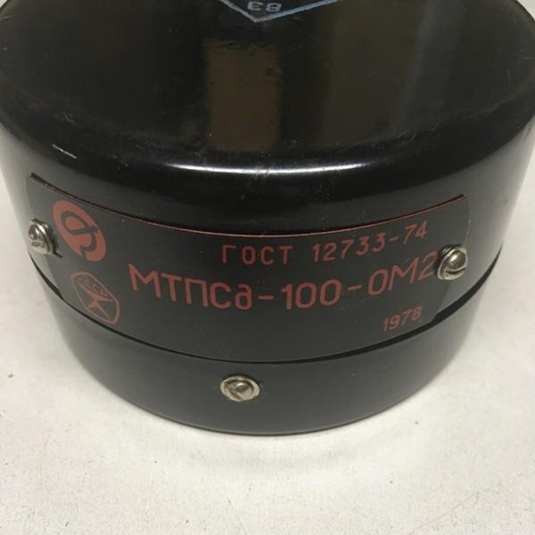 Манометр МТПСд-100-ОМ2 (0-600 кгс/см2)