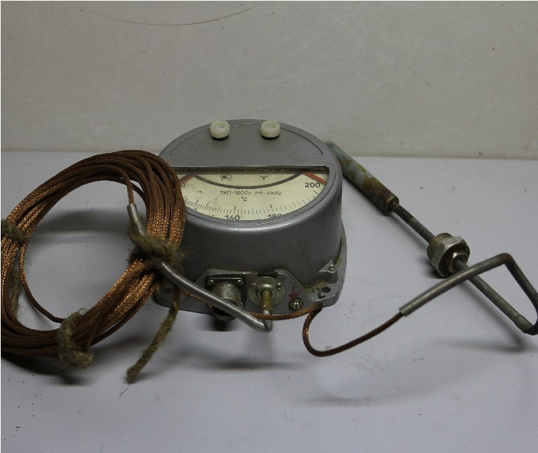 Термометр ТКП160 (100-200гр)