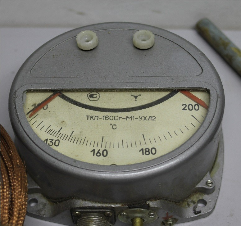 Thermometer TKP-160 (100-200gr)