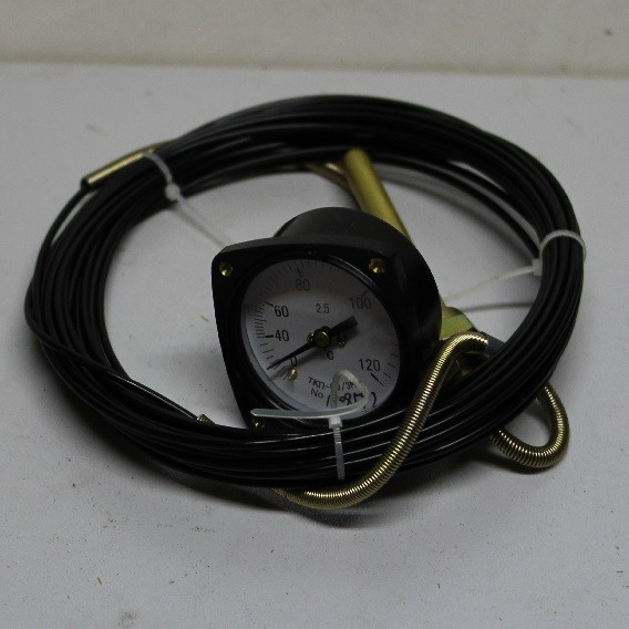 Thermometer TKP60 0-120 gr.10m.