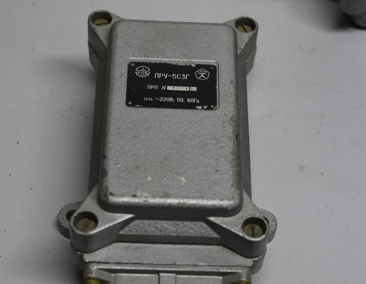 LEVEL RELAY SENSOR PRU-5S3G