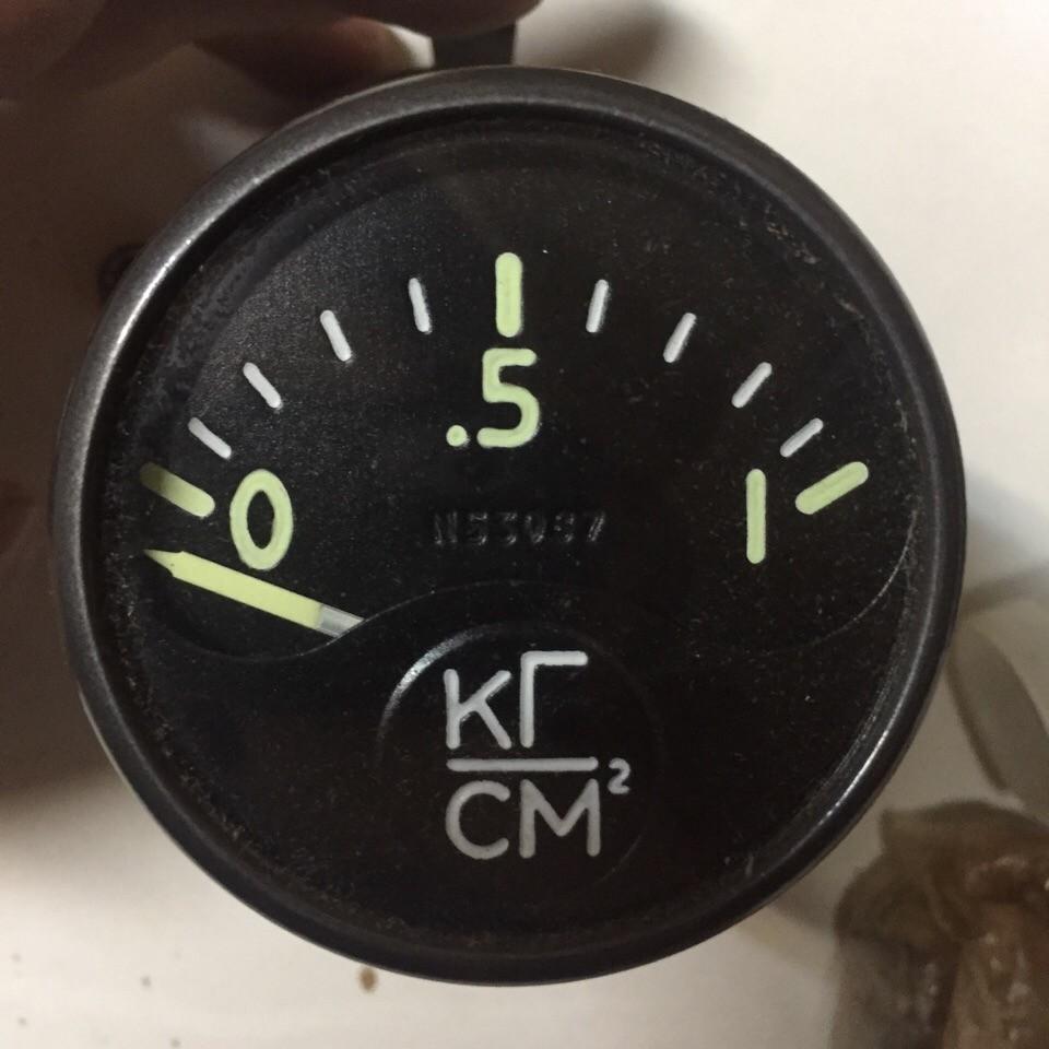 Манометр ЭДМУ-1