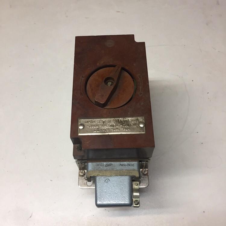 Автомат АК50К 3МП-Д 380 16А уст.14
