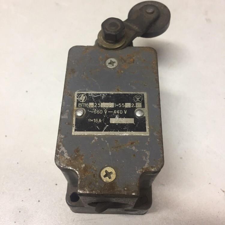 Выключатель путевой  ВП16Г 23 Б231-55  У2.3