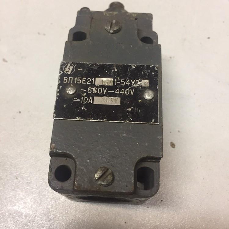 Выключатель путевой ВП15 Е21 Б111-54  У2.1
