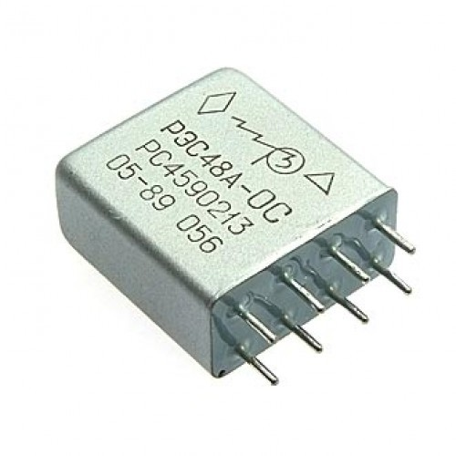 Electromagnetic relay RES 48A