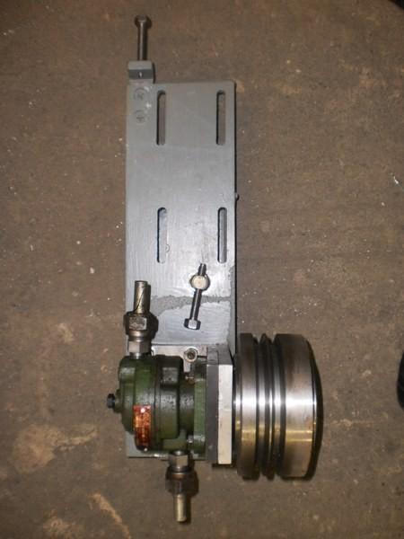 Агрегат с насосом (без электродвигателя) для РРГ-0,25