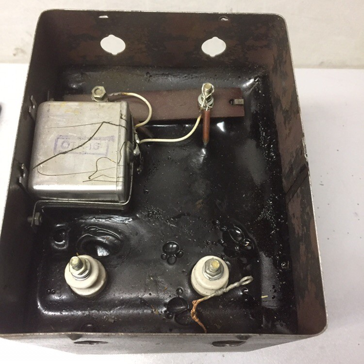 Boiler ignition transformer TGM 220 / 10000V