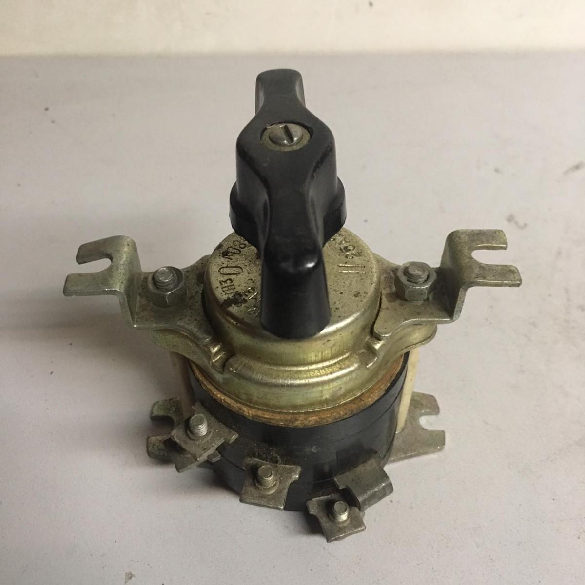 PPM2-25 batch switch