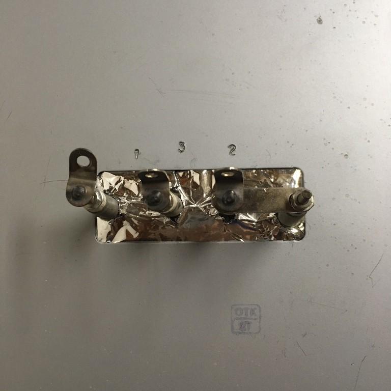 Конфорка камбузной плиты ПЭЖ-4М (ИАБЕ.681916.025-00)