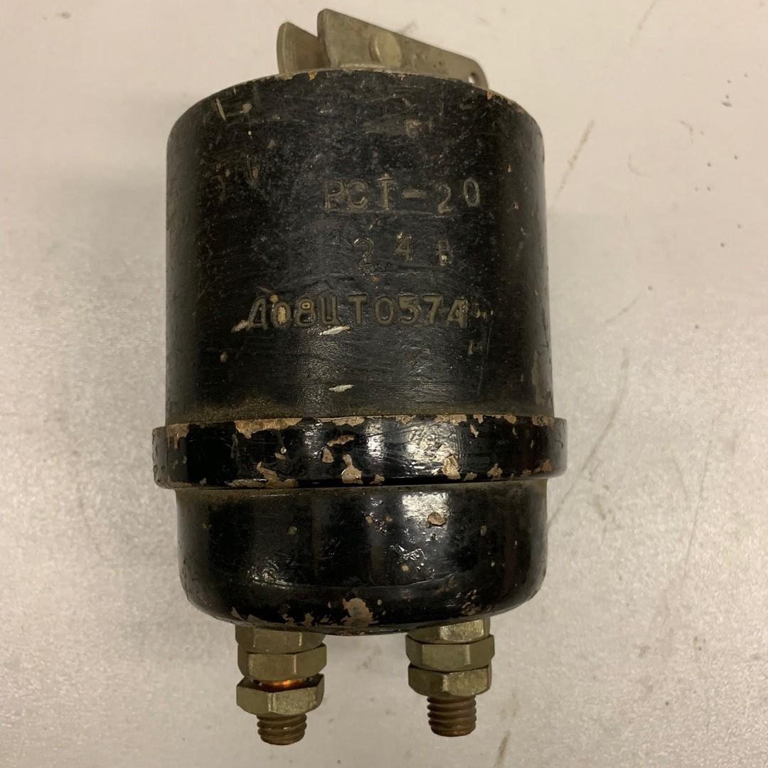 Starter relay RST-20 24V