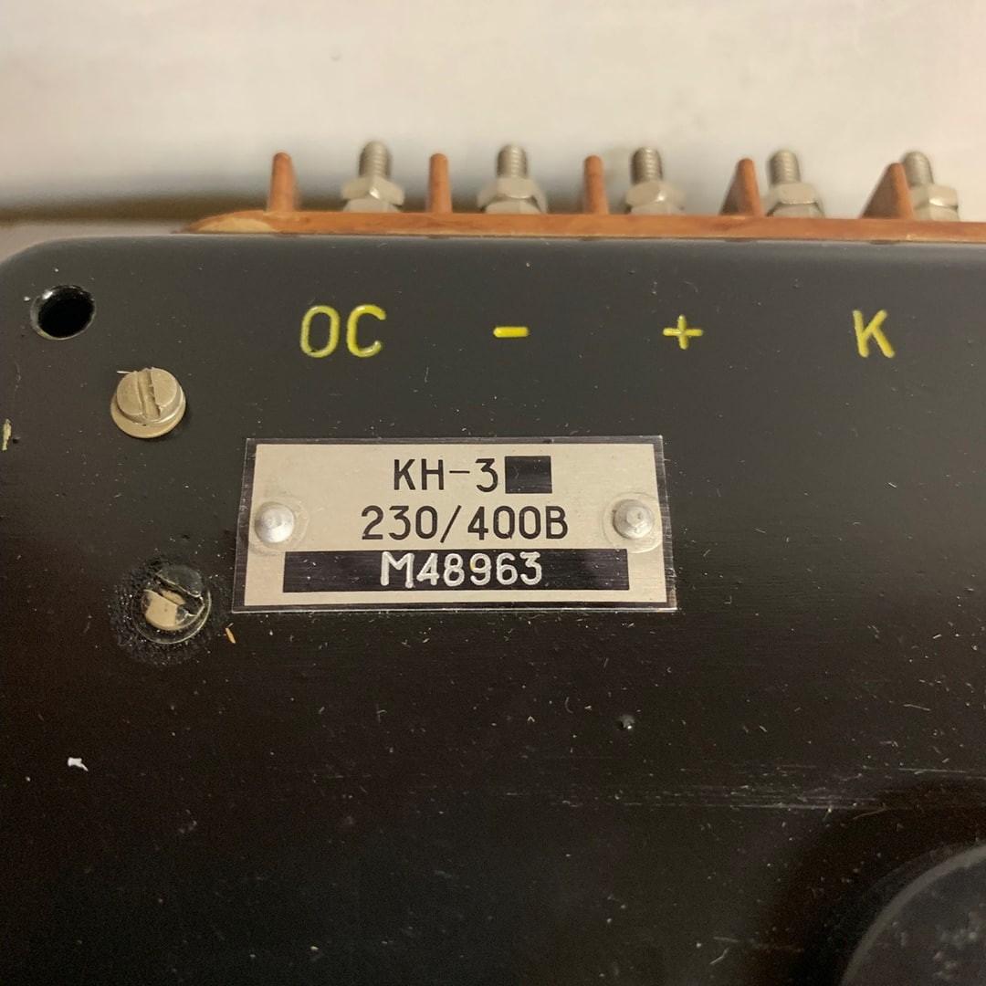 Voltage corrector KN-3