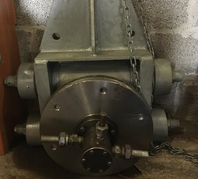 Цилиндр моментный рулевой машины РГ-0,63