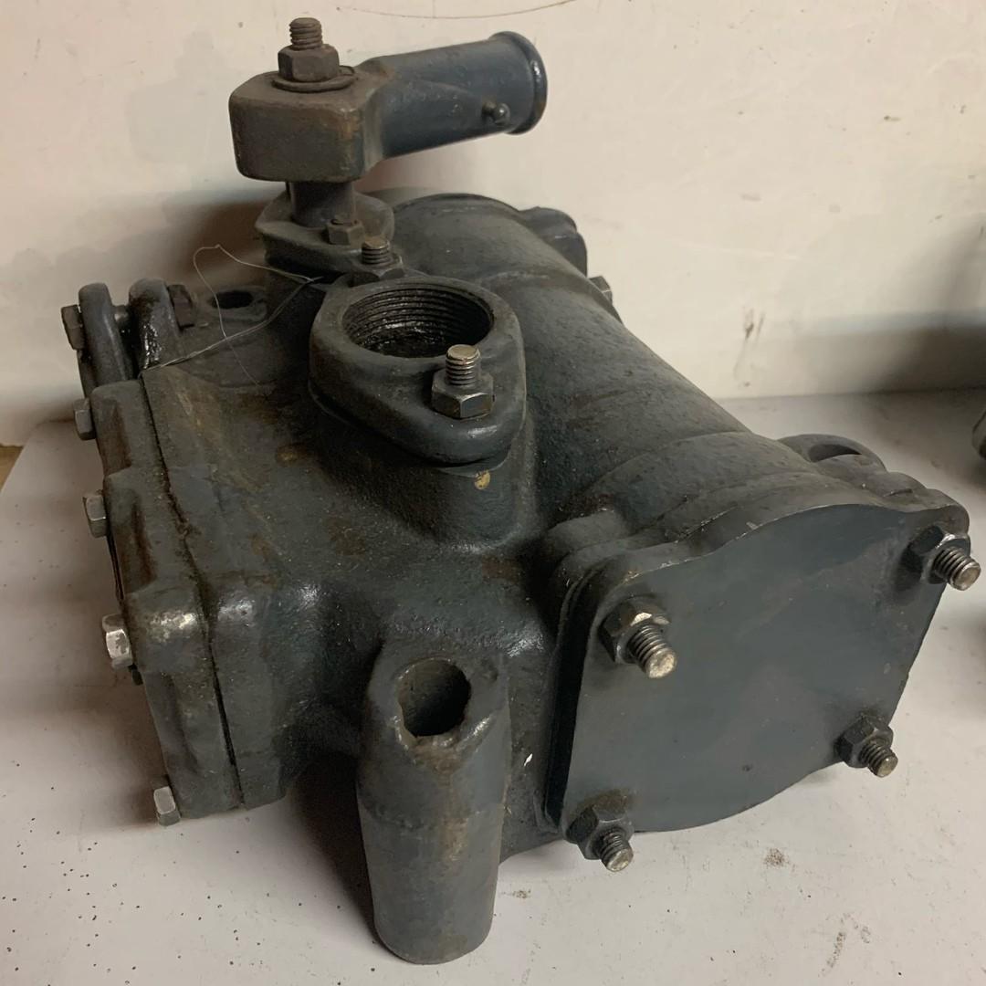 On-load tap-changer pump 1,3 / 30