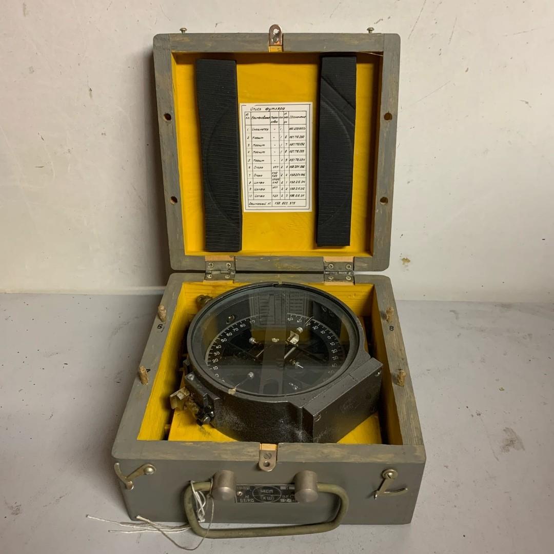 Инклинатор к компасу КМ-100