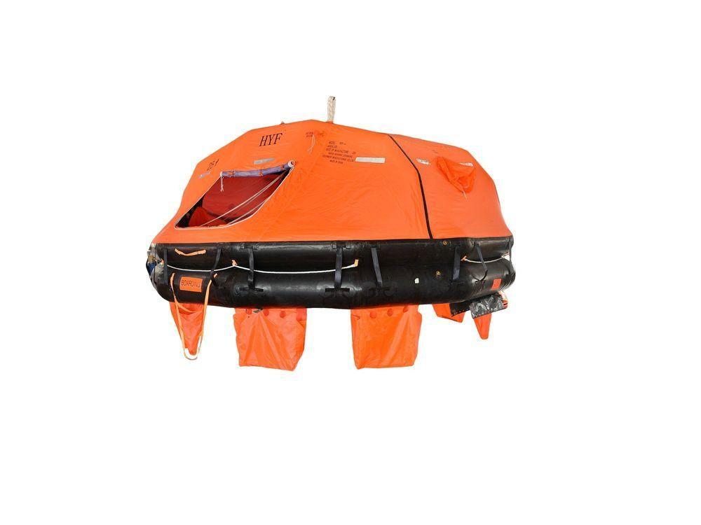 Inflatable river liferaft PSN-10R C Pack
