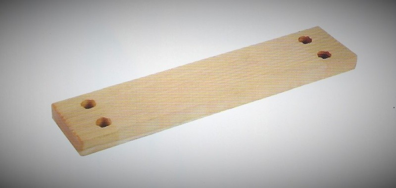 Балясина деревянная короткая