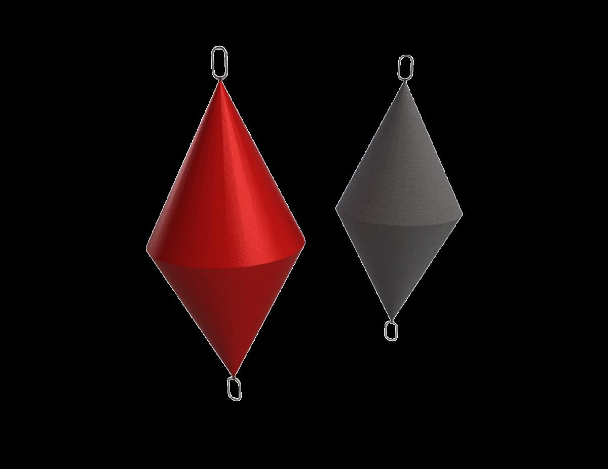 Сигнальная фигура Ромб (Ø600мм)