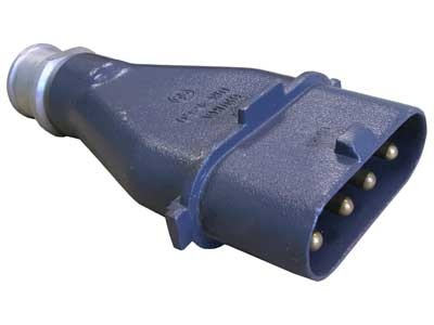 Вилка кабельная ШК 4x25