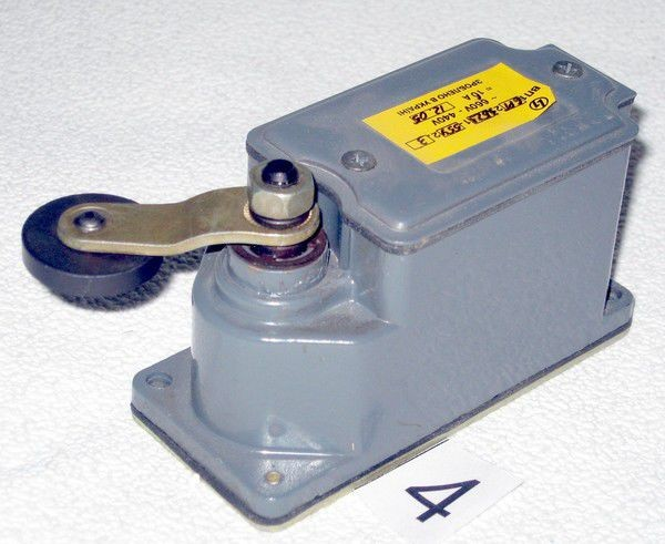 Конечный выключатель ВП16ЛГ23, 16А