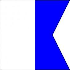 """Флаг МСС """"A"""""""
