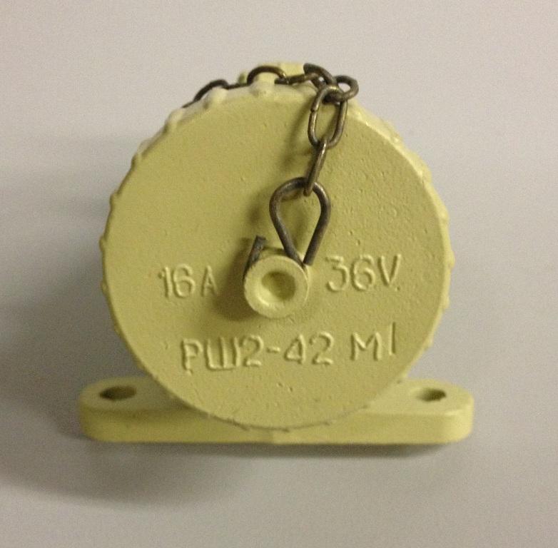 Розетка штепсельная РШ2-42