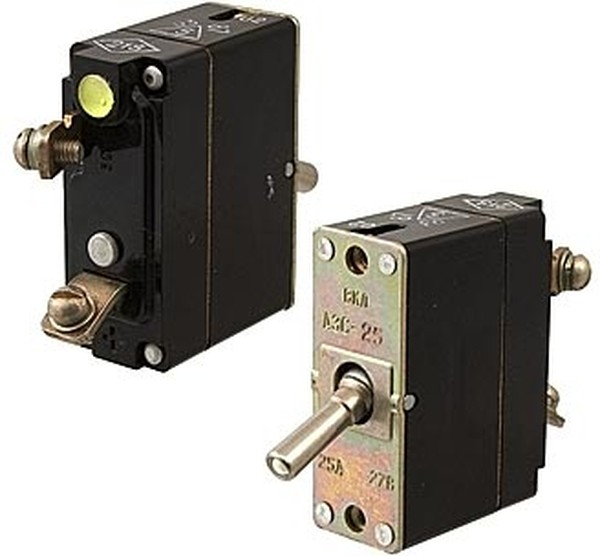 Автомат защиты сети АЗС-25