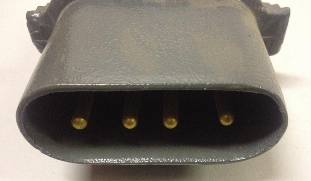 Вилка кабельная ШК 4x15