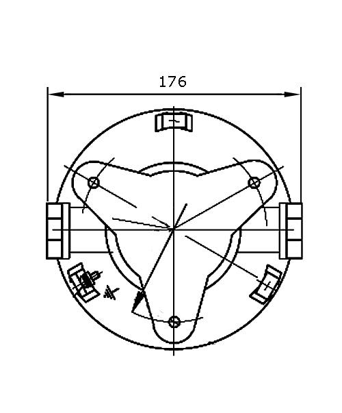 Светильник СС-328Е IV