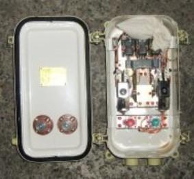 Пускатель магнитный ПММ 1213 380/380В