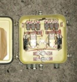 Пускатель магнитный ПММ 1221 380/220В