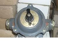 Герметичный пакетный выключатель ГПВ3-10
