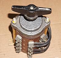 Пакетный переключатель ДС3.603.081