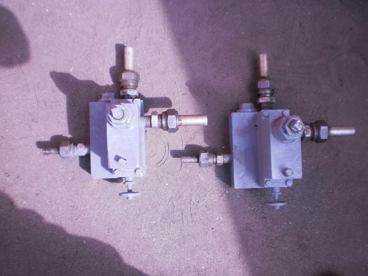 Блок гидрооборудования 1.318-605