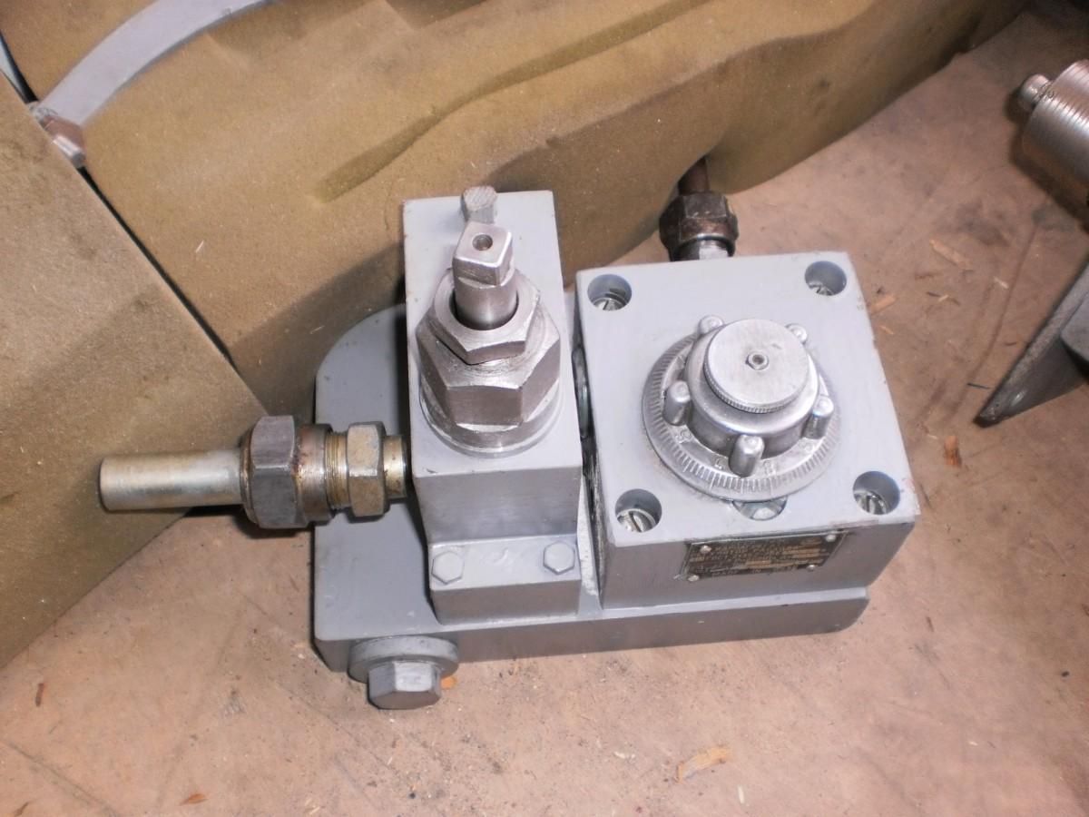 Блок гидрооборудования с регулятором 1.318-606