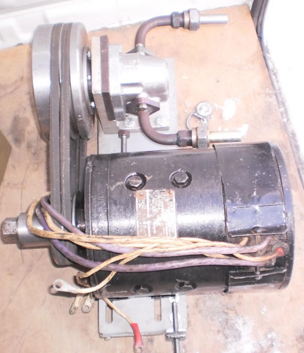 Агрегат с насосом НШ-10Л 24В 1.318-550