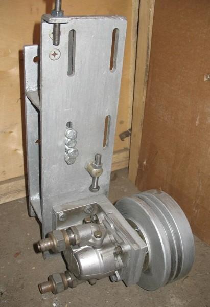 Агрегат с насосом (механический привод)