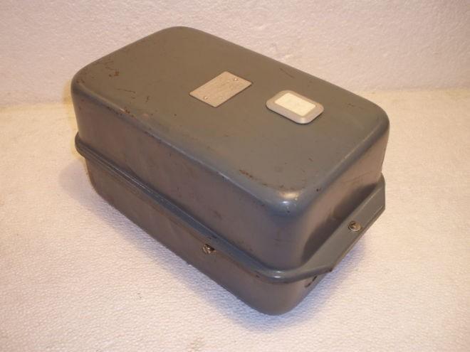 Пускатель магнитный ПММ 3212 380/380В