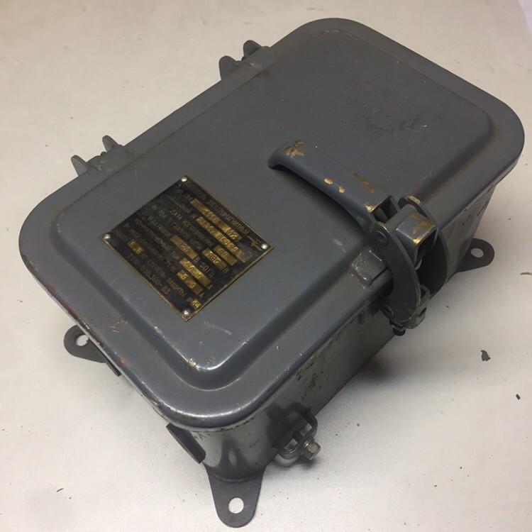 Пускатель магнитный ПММ 1114 М2 380/380В